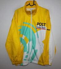 Vintage Post Swiss Team cycling suit jacket pants Size L