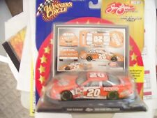 NASCAR GREAT TONY STEWART 2000 HOME DEPOT DESIGN TEMPLATE LIMITED EDITION