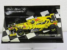 D. Hill Jordan Mugen Honda 198  Minichamps Nr. 430980009 1/43