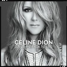 1 CENT CD Loved Me Back To Life - Céline Dion