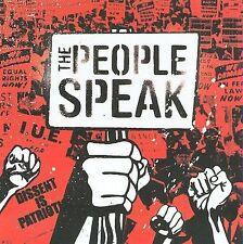 THE PEOPLE SPEAK - BOB DYLAN; BRUCE SPRINGSTEEN; RANDY NEWMAN; P!NK; JOHN LEGEND