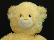 SPARKLE YELLOW CITRINE BIRTHSTONE BUILD A BEAR PLUSTEK ANIMAL TOY TEDDY