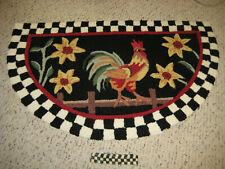 Rooster Rug for sale | eBay