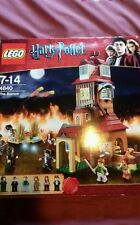 LEGO Harry Potter The Burrow Set 4840 Boxed With Instructions