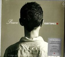 EURYTHMICS – PEACE 2005 EU CD REISSUE REMASTERED DIGIPAK ALBUM FACTORY SEALED