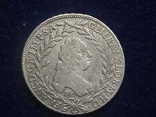 20 Kreuzer 1765 BE EvM-D Franz Stefan     W/16/363
