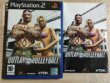 OUTLAW VOLLEYBALL SONY PS2 PLAYSTATION 2 SLIM