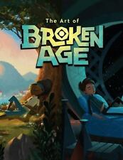 The Art of Broken Age, Various, New Book