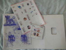 """OOP Brother Disney Embroidery Machine Design Card & Sheets """"FILM STARS"""" SA-304D"""