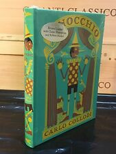 PINOCCHIO by CARLO COLLODI Leather Bound Collectible Classic NEW IN SHRINK