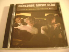 Concorde Music Club - Stereo-Fictions (CD, 2003, Tox Records)