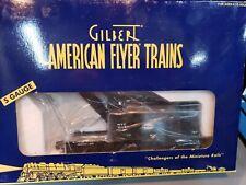 AMERICAN FLYER   6-49014  NYC Crane Car  / Box / MIB/ BOOK