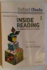 Inside Reading: Level 1: iTools DVD-ROM