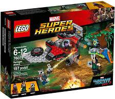 LEGO Marvel Super Heroes - 76079 Ravager-Attacke / Attack - Neu & OVP mit Mantis