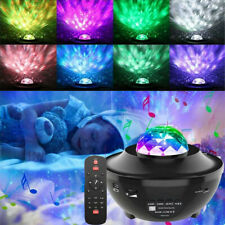 10 Projection LED Galaxy Projector Light Starry Night Lamp Star Night Light Gift