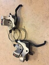 Shimano Deore XT MEGA SHIFTERS ST-M750 3x9 MTB Speed Shifter / Brake Levers