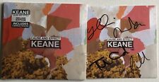 KEANE - CAUSE AND EFFECT HAND SIGNED AUTOGRAPHED DELUXE EDITION CD ALBUM NEW