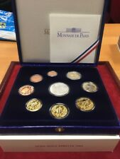 BE France 2008 MdP 8 Pièces + pièce 15€ Seumeuse NEUF   RARE 7500 Exemplaires