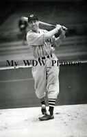 Vintage Photo 45 - Cleveland Indians - Lyn Lary