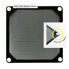 TITAN * 80mm * Kühler-Ventilator-Staub-Metallfilter mit eingebettetem Magneten