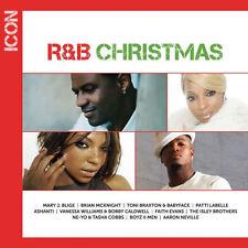 R&B ICON CHRISTMAS - CD - Sealed