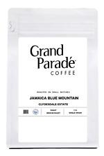 100 % Jamaican Blue Mountain Clydesdale Coffee, Medium Roast Whole Beans, 1 lbs