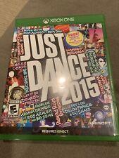 Just Dance 2015 (Microsoft Xbox One, 2014)