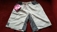 Halfords Azore Baggy Ladies Cycling Shorts size 14 - 16