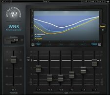 Waves WNS Noise Supressor Plugin Hiss Supression TDM SoundGrid AAX RTAS VST AU