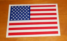 Flag United States Sticker (rectangle) 4.75x6.5