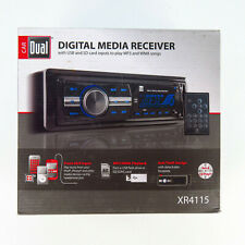 Dual Digital Media Receiver XR4115 Car Flash Audio Player USB SD Cards