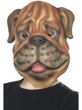 Dog Mask, EVA Animal World Book Day Halloween Fancy Dress Costume Accessory