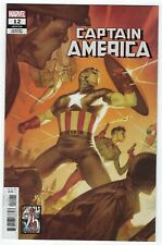 Captain America # 12 Marvels 25th Anniversary Variant Cover NM