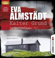 EVA ALMSTÄDT - KALTER GRUND: PIA KORITTKIS ERSTER FALL  MP3 CD NEW