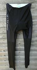 Junglest Cycling Padded Pants Trousers Fleece Winter Black Size 3XL New with Tag