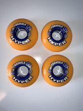 Hyper Formula G 59mm 76A Inline Skate Wheel 4-pack