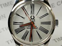 Vintage Titus Mens Analog Dial Mechanical Handwinding Movement Wrist Watch VG211