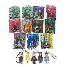 Medicom Japan Pepsi Lot of 16 Be@rbrick Bearbrick 70% Gundam Figures with Strap