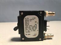 502660 Breaker 50 Amp Bullet Style New Airpax LELK1-1REC4R-32969-50