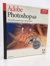 Adobe Photoshop 6.0 Upgrade for Mac - Free International Shipping