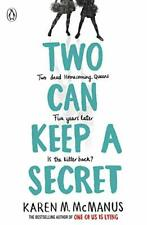 Two Can Keep a Secret by McManus, Karen Book The Cheap Fast Free Post