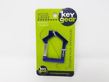 Key Gear Products - House-a-biner Aluminum Carabiner Keychain