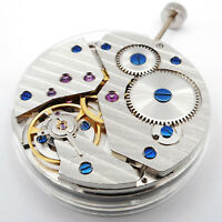 Mouvement de montre Seagull base ETA ou Unitas 6498 - Mechanical watch movement-