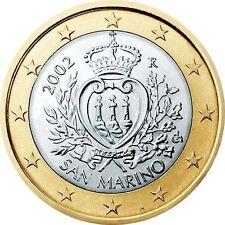 Pièces euro de Saint-Marin pour 1 euro