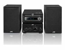 More details for jvc ux-d750 100w bluetooth dab cd nfc usb hi-fi system - black
