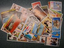 Lot of 63 Stamps from Manama