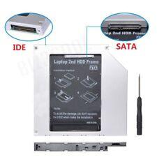 Pata IDE Zu SATA HDD SSD Caddy Module für 12.7mm Universal DVD-ROM Optical Bay