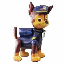 4 FT Nickelodeon Paw Patrol Chase Dog AirWalker Foil Balloon Kids Birthday Party