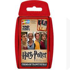 Top Trumps Quartett WWE Eiskönigin Marvel Harry Potter Edition WinningMoves Neu