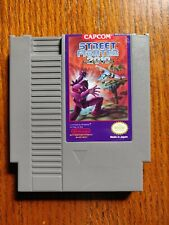 Street Fighter 2010: The Final Fight (Nintendo, NES,1990) Great Condition